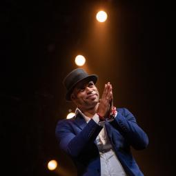 Roberto Fonseca Tribute to Ibrahim Ferrer - JIM 2015