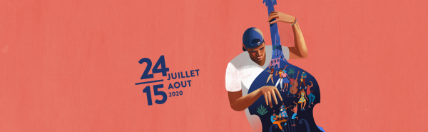 Affiche Jazz in Marciac 2020