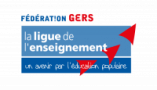 La ligue de l'enseignement logo