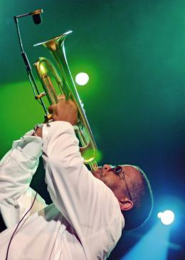 Terence Blanchard © Francis Vernhet